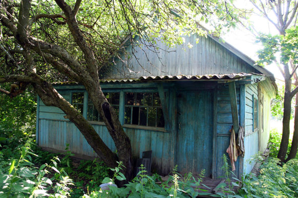Дом в Парахино.